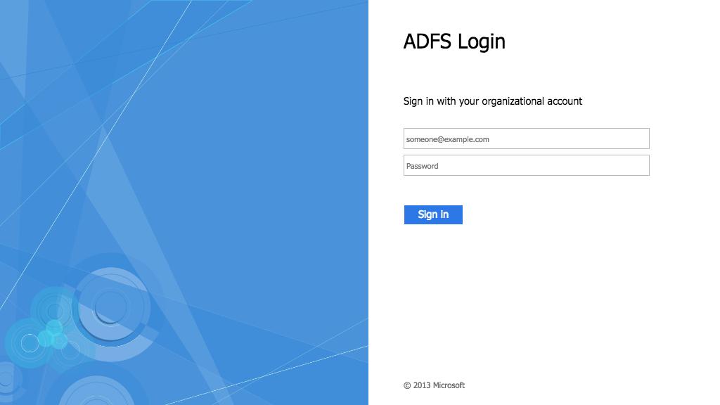ADFS ID Provider - Enonic Market